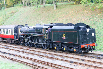 13th October 2018 - Giants of Steam Gala
