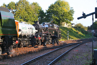 20th October 2007 - Giants of Steam 2007
