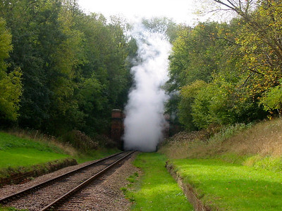 22nd October 2005 - Giants of Steam