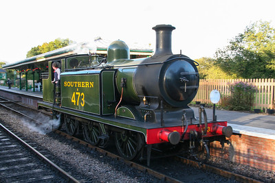24th October 2010 - Giants of Steam 2010