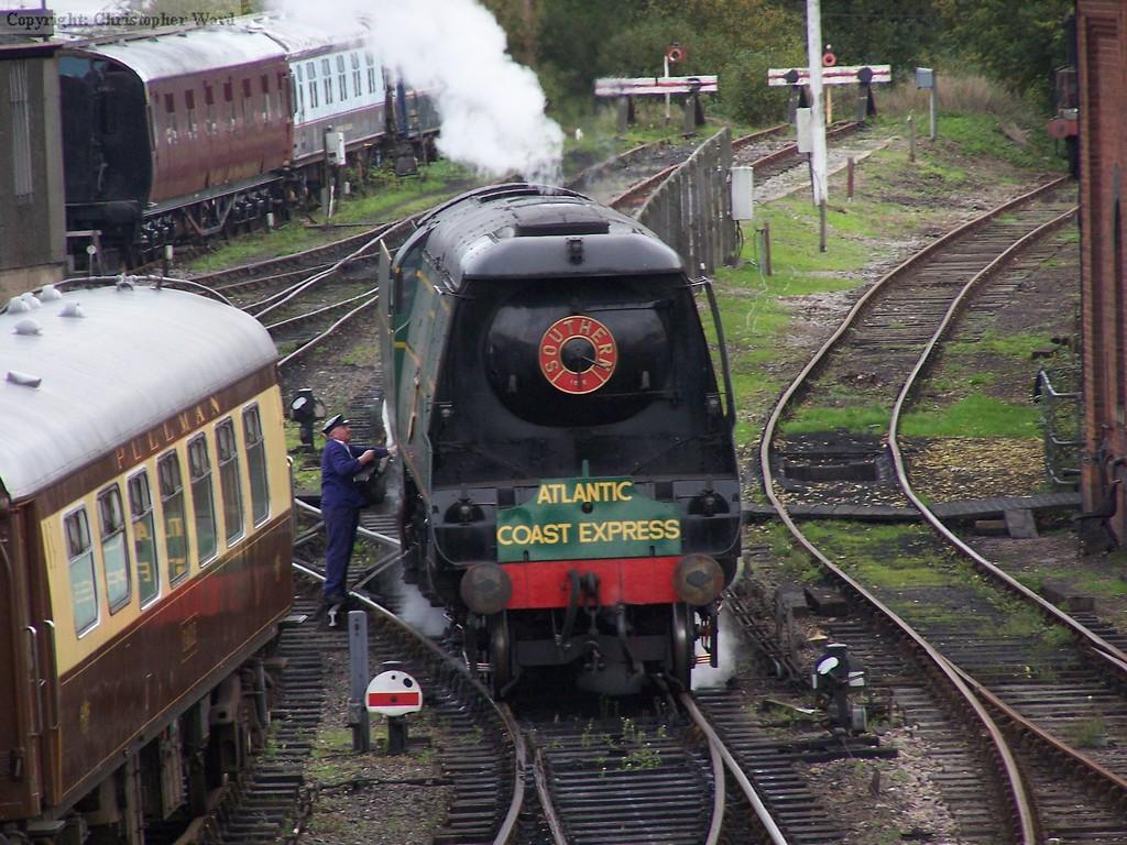 Blackmoor Vale running round