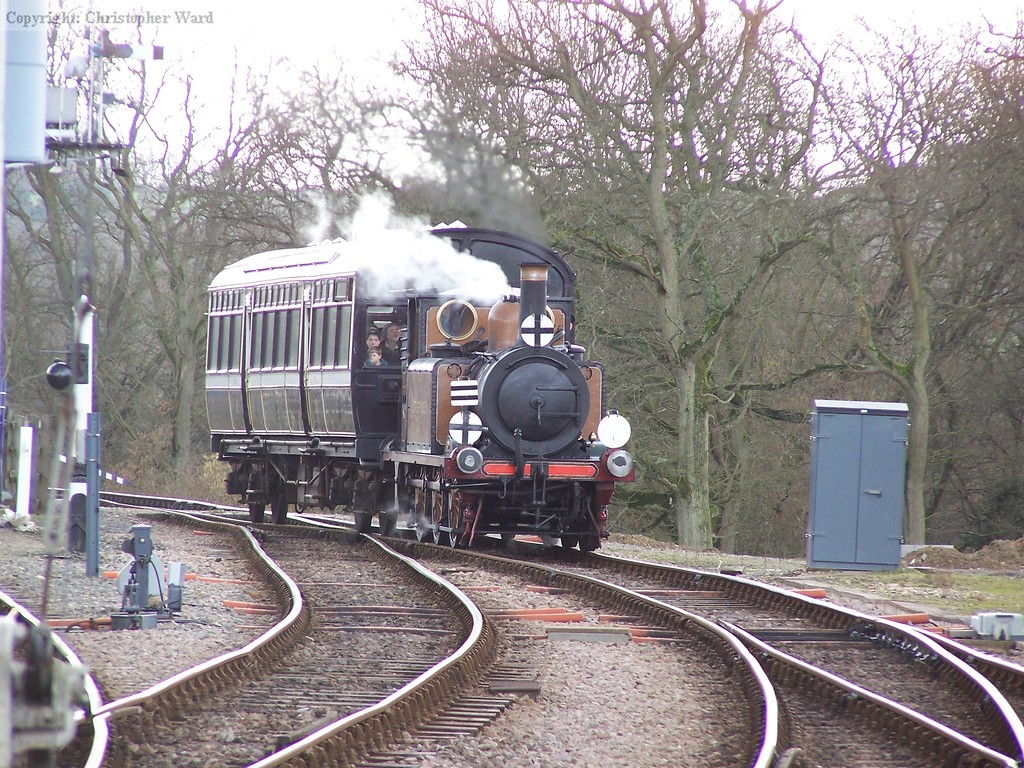 Stepney arrives with the Obo