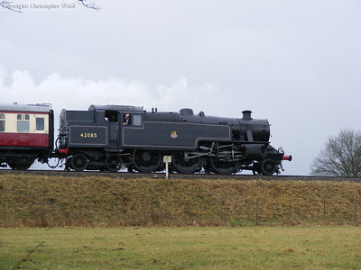 42085 looking right at home in Sussex