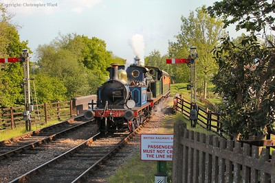 Branch Line Weekend - May 2018