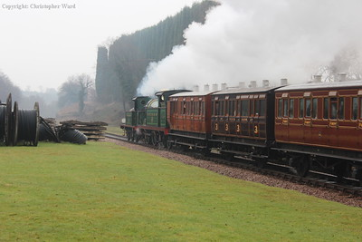 The pre-grouping tank engines and carriages
