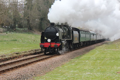 1638 passes through with a northbound working