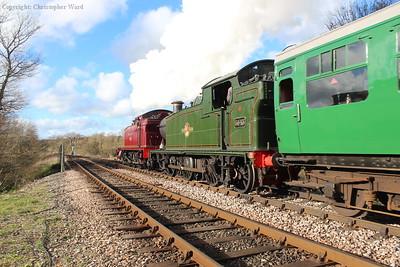 The Swindon pair head north