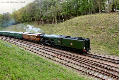 Scotsman approaches Horsted