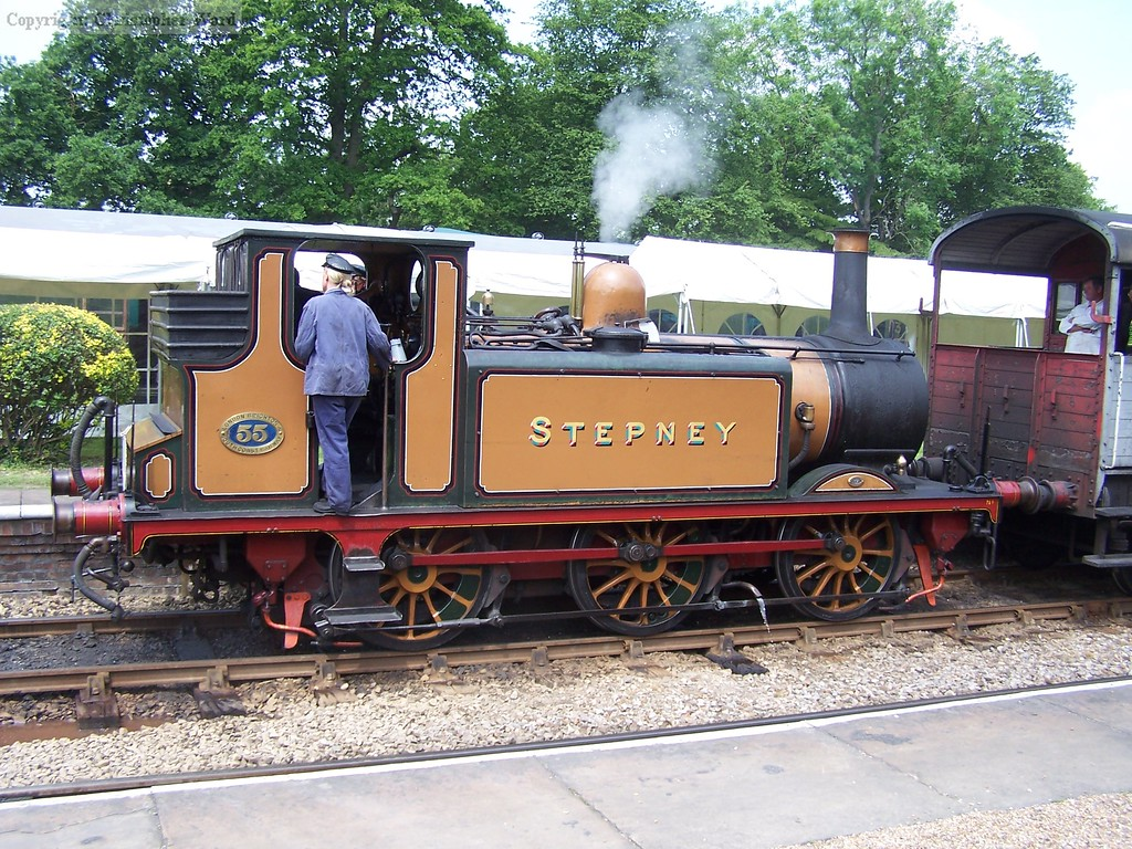 Stepney on driver experience courses