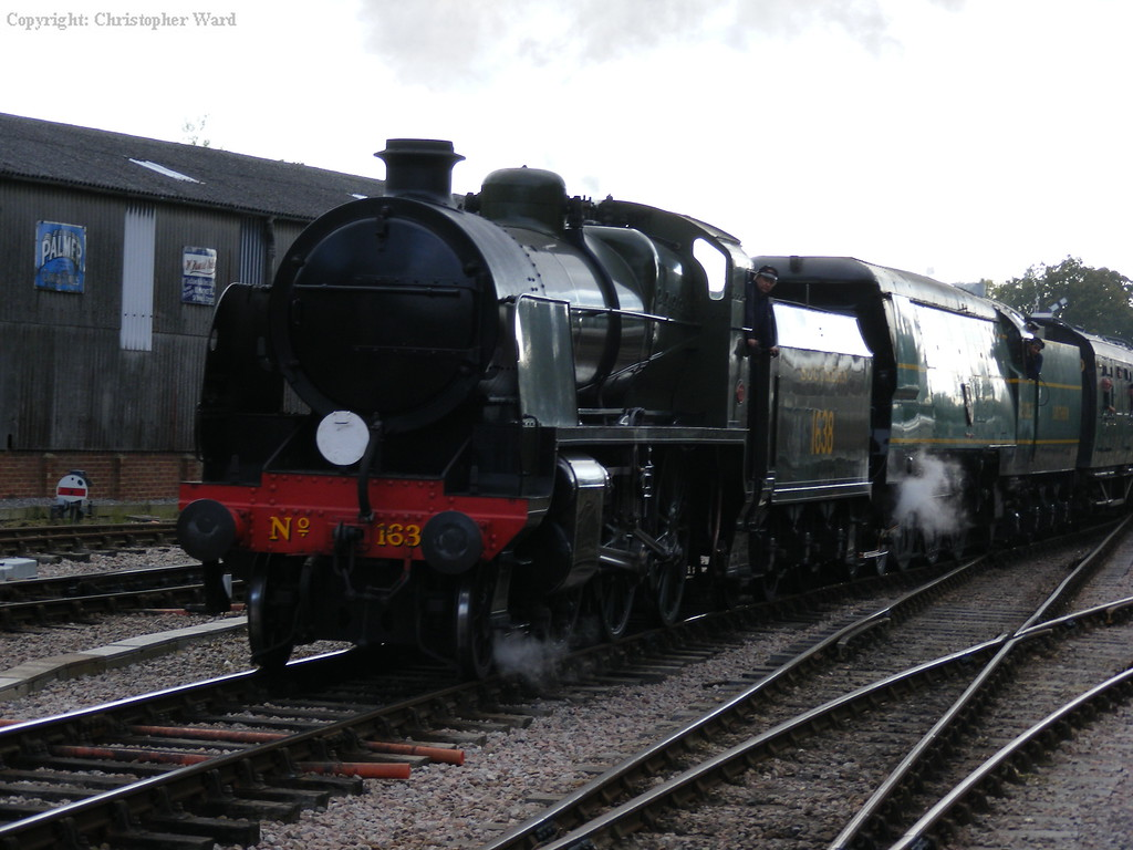 1638 leads Blackmoor Vale into Horsted Keynes