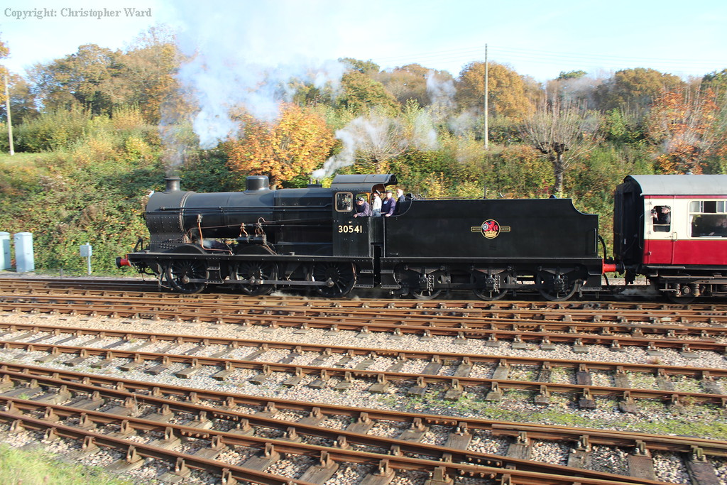 The Q class heads north