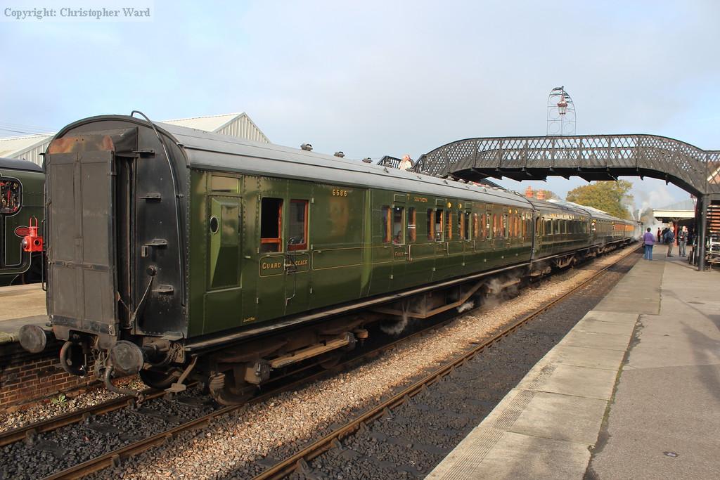 Pure Southern Railway magic