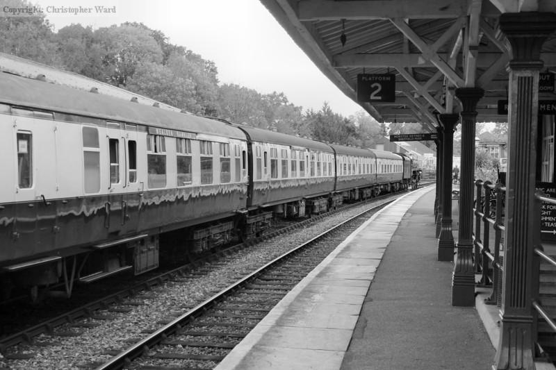 Pure British Rail heritage