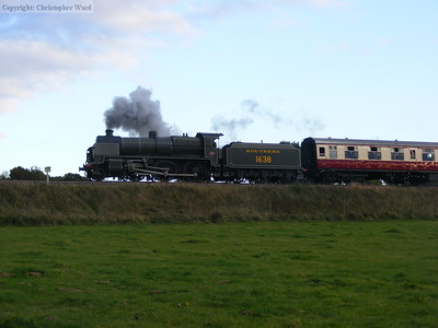 1638 on the last up train