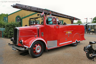 The ex-Newhaven fire engine
