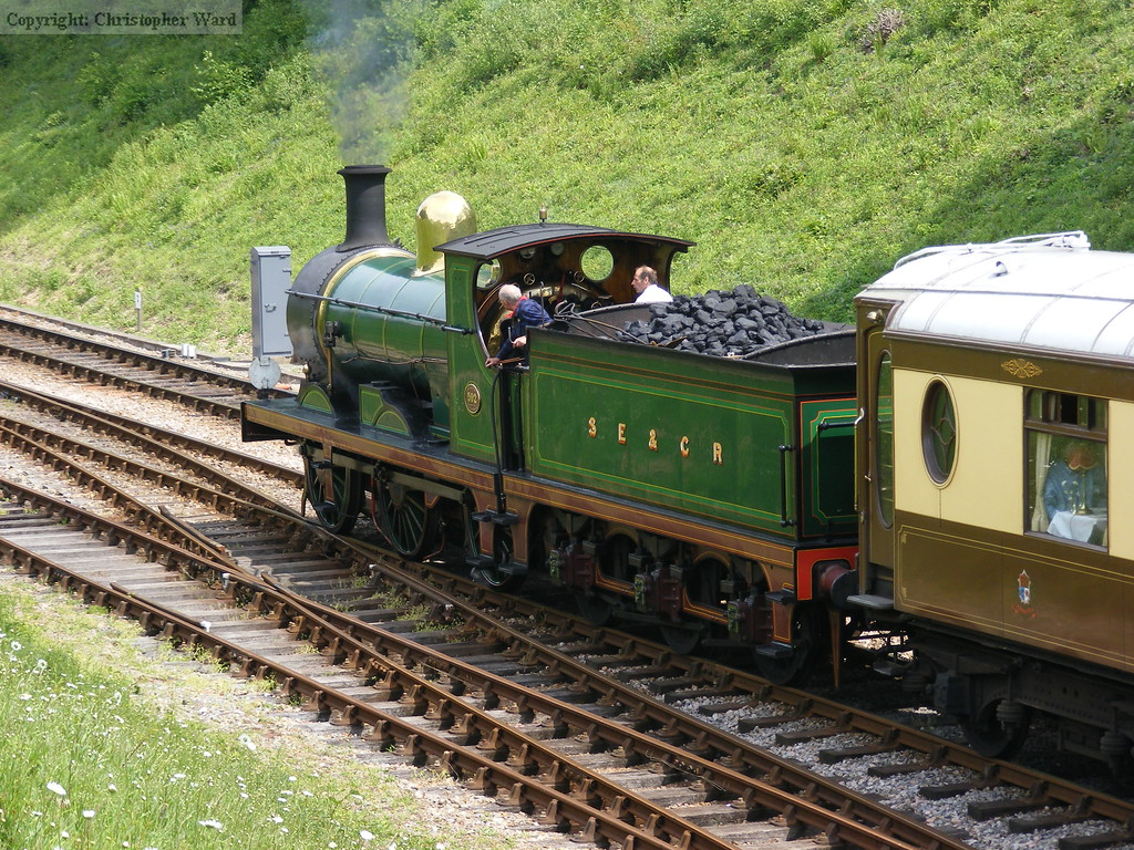 The C Class with the Golden Arrow