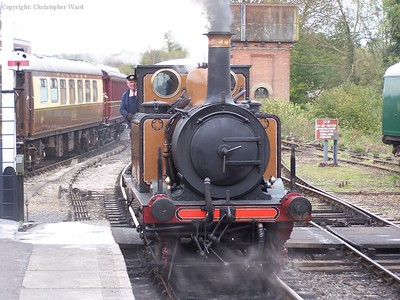 Stepney moves in to take water