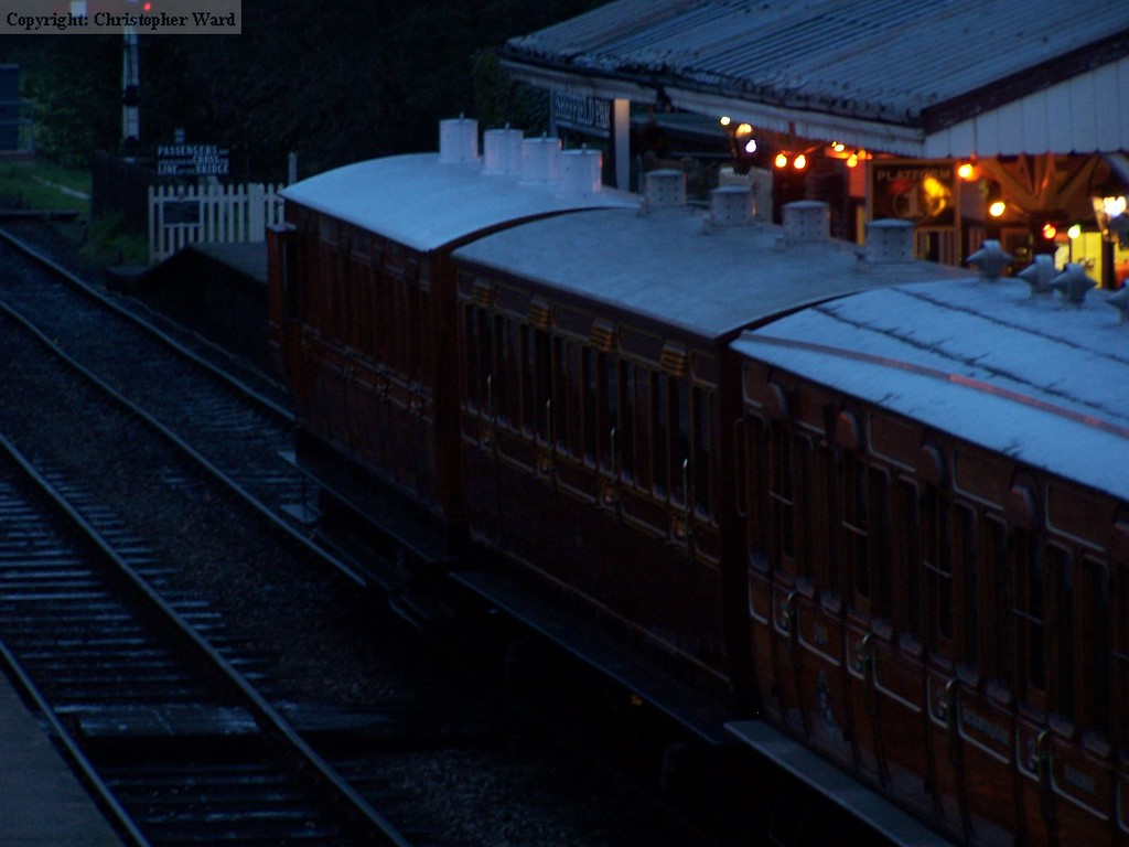 Vintage rolling stock