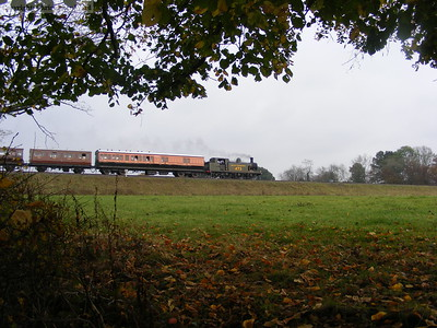 B473 in perfect autumnal surroundings