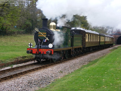 592 on the way to Kingscote