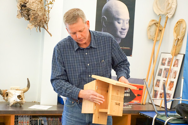 Bluebird Box Project