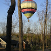 Honey, We've Got Company Coming - Hot Air Balloon