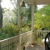 Early September Garden - View from Front Door