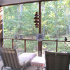 View on the Screened Porch