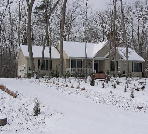 Bluebird Cove Winter 2005