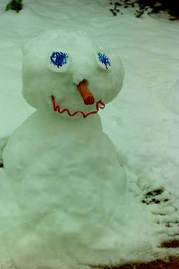 Snowman  2-26-02