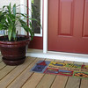 Planter and New Rug from Allred's