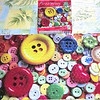 Puzzle of Buttons<br /> Great puzzle for $1.00 with 500 tiny pieces.