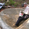 Randal Adding Finishing Concrete