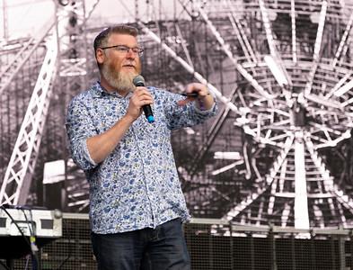 Professor Tim O'Brian