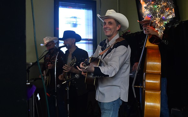 Bluegrass All Stars at Kochanski's Concertina Beer Hall