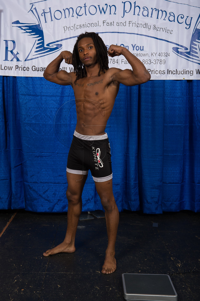 Bluegrass Brawl weigh ins