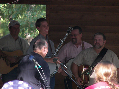 Bluegrass on the Mt. 2006