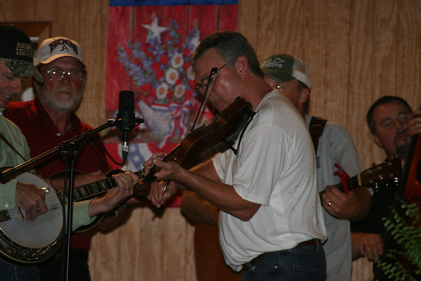 Poteau Bluegrass May 4, 2012