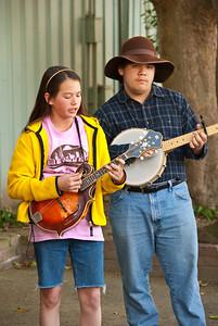 Kids on Bluegrass. California