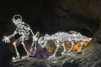 Cave Man Cat