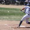 San Luis Obispo Blues faced the Santa Maria Packers at Sinsheimer Stadium in San Luis Obispo, CA on May 28, 2018. 5/28/1812:40:08 PM <br /> <br /> Photo by Owen Main