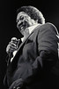 "Bobby ""Blue"" Bland performs at Kimball's East in Emeryville, CA in 1992."