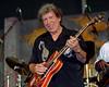 Elvin Bishop peforms at the New Orleans Jazz & Heritage Festival on April 28, 2002.