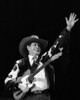 Buck Owens performs at the BAMMIES (Bay Area Music Awards) at the San Francisco Civic Auditorium on February 25, 1989.