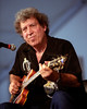 Elvin Bishop peforms at the New Orleans Jazz & Heritage Festival on April 28, 2002.