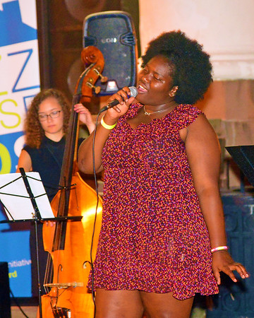 CLAUDIA NKETIA, JAZZ HOUSE KIDS