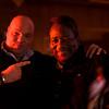 Trevor Dinn and Big Jack Johnson