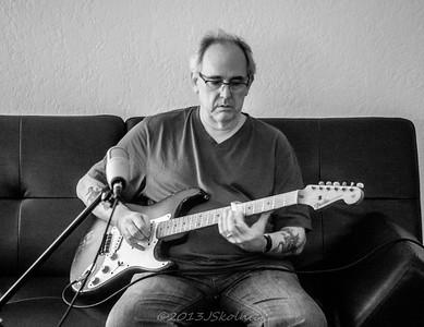 11/8/13 Jimmy Thackery at BRI Studio