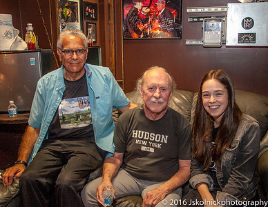 Butch Trucks BRI Interview at the Funky Biscuit 12/28/16
