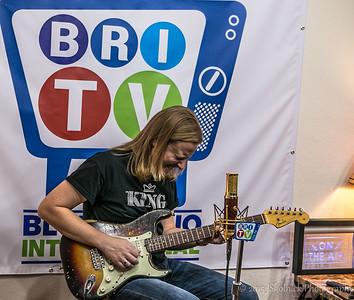 7 16 Matt Schofield BB King tribute at BRI Studios